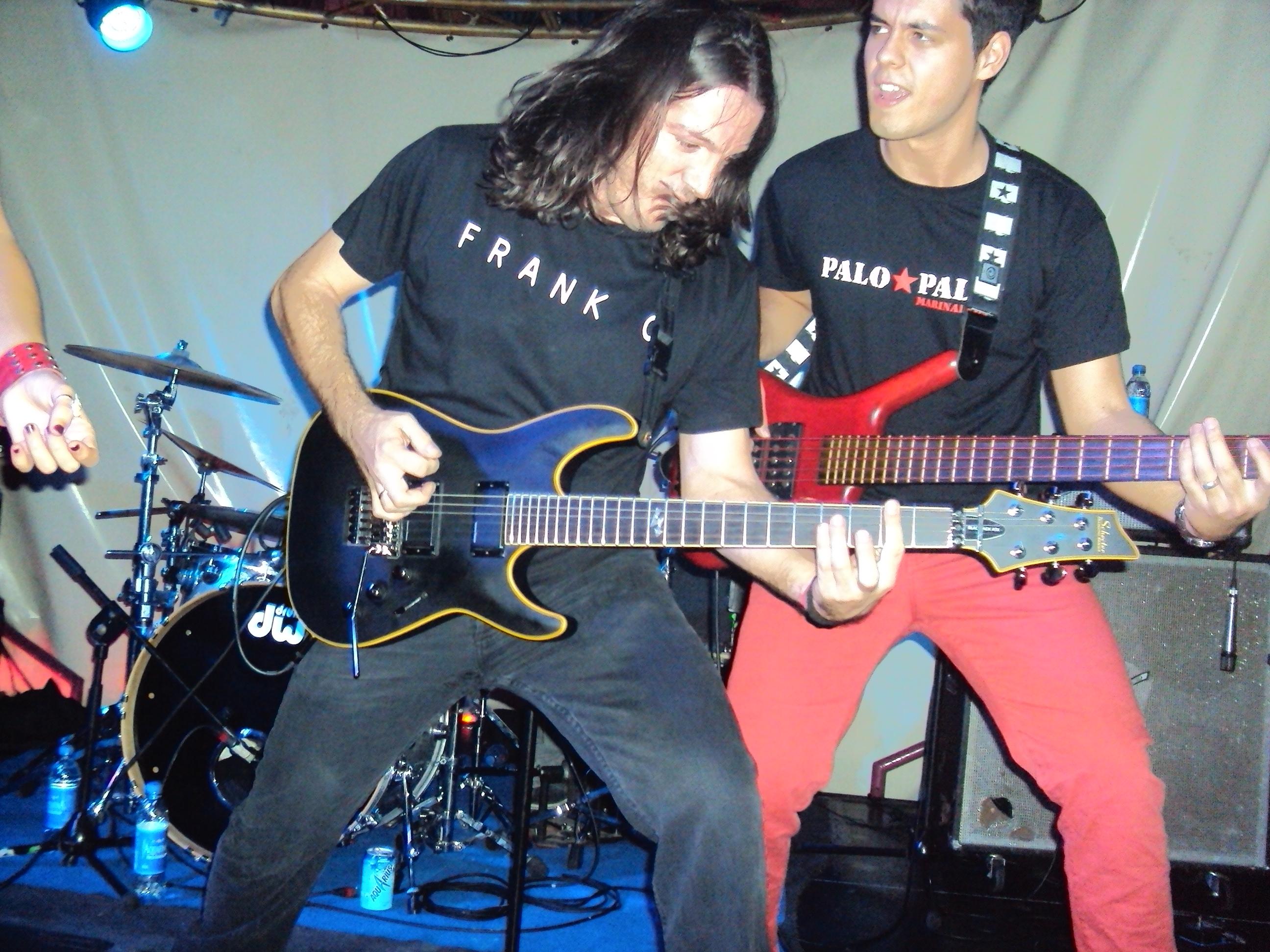 José Cuesta y Román Cuevas.