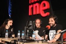 CENSURADOS. RNE 3. Foto: Rockcultura Web Site
