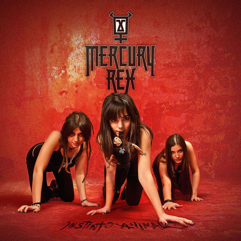 MERCURY REX PORTADA