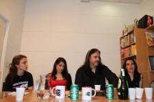 Un momento de la exposición de los ponentes. Foto: Chema Granados