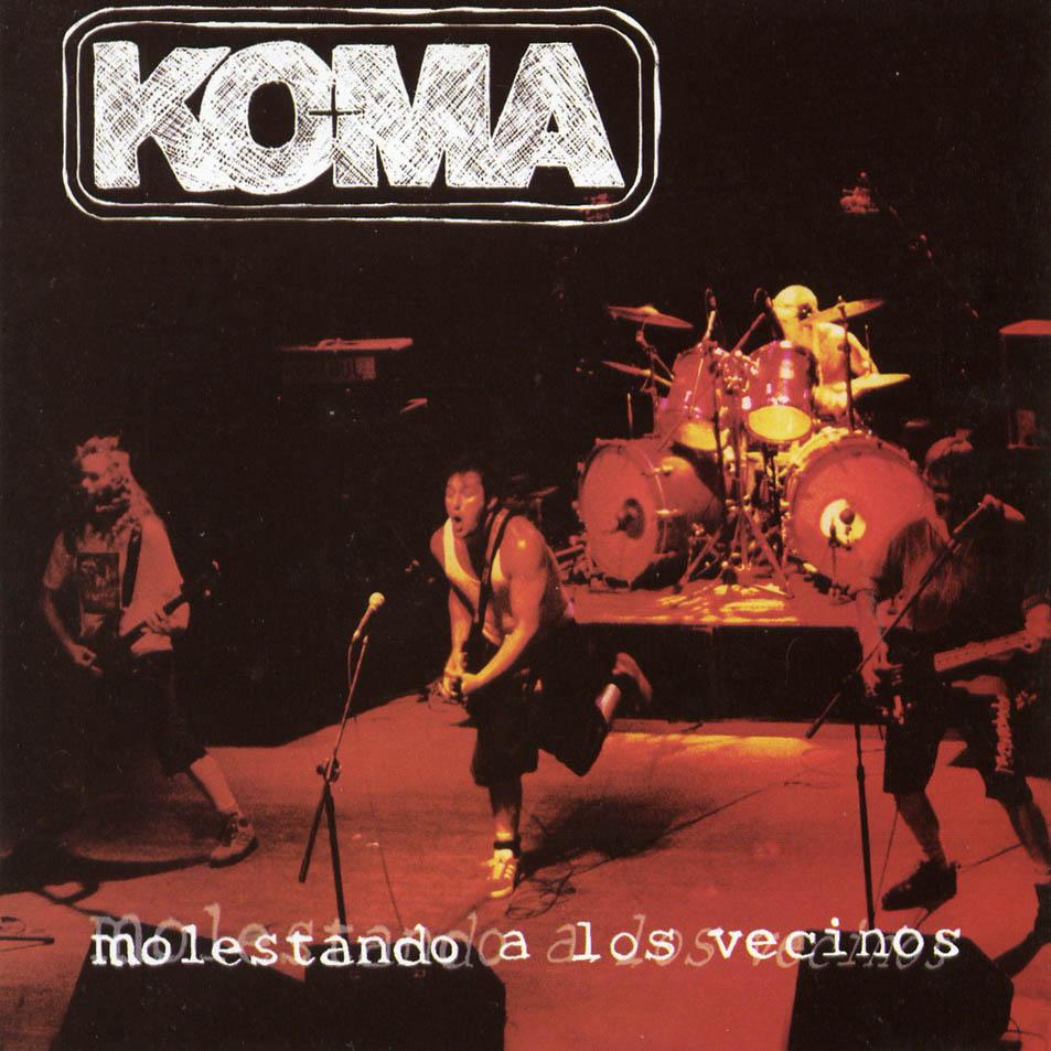 Koma-Molestando_A_Los_Vecinos-Frontal