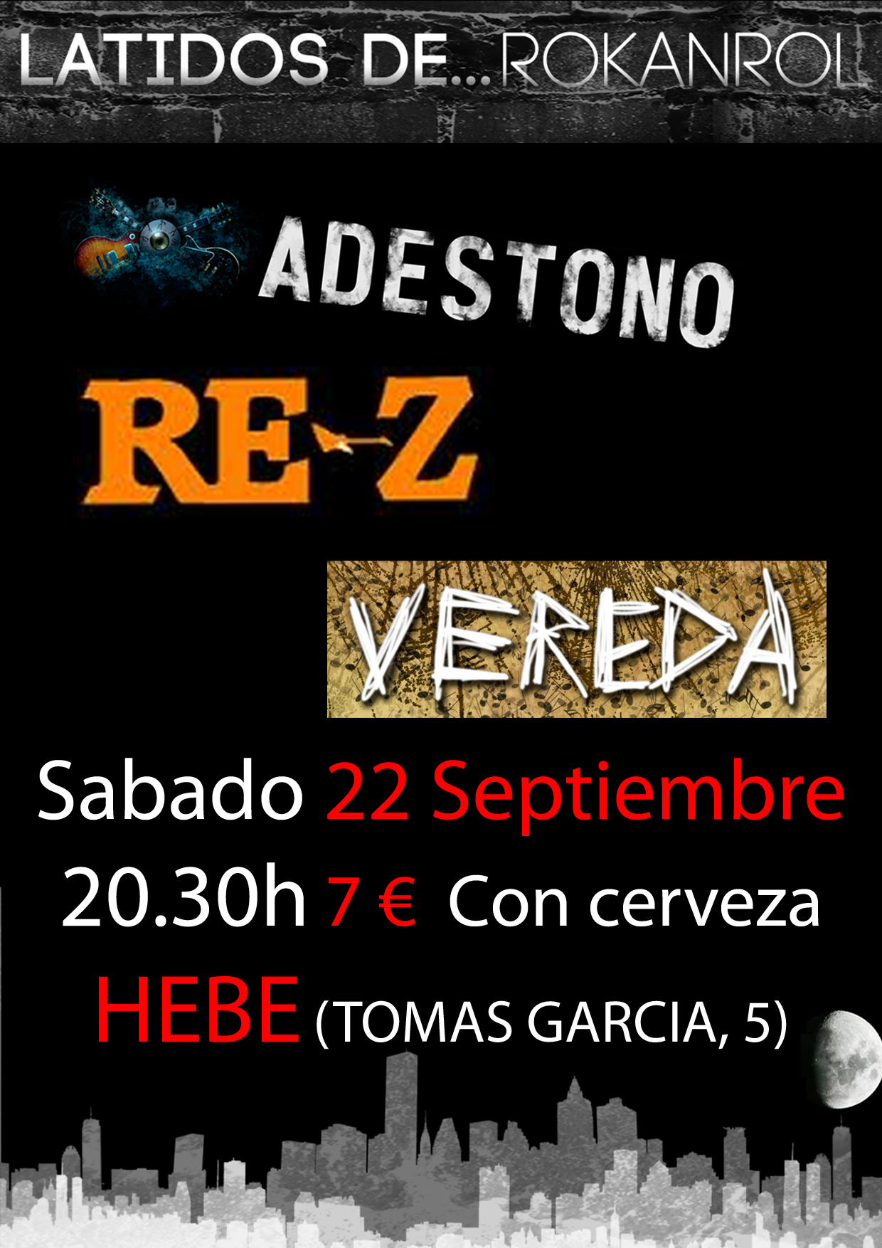 Re-z + Adestono + Vereda