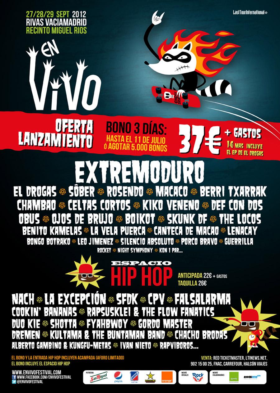 cartel-envivo-2012