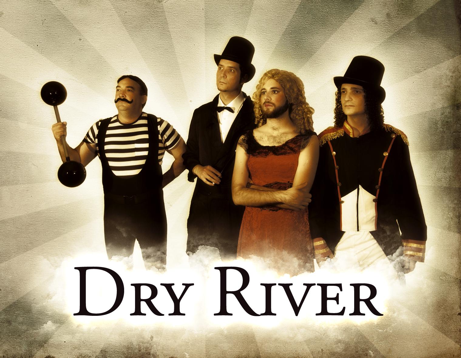 DRY RIVER. Imagen promocional. Foto: Archivo