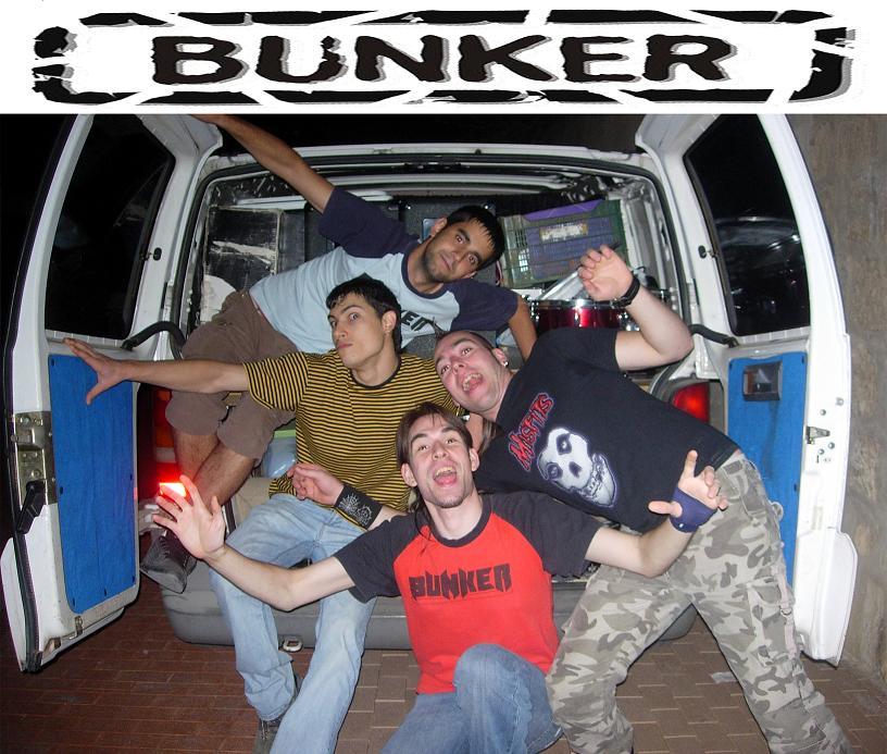 bunker furgoneta