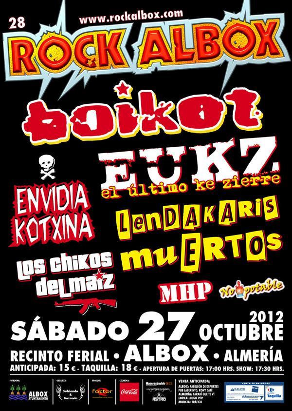 rockalbox2012