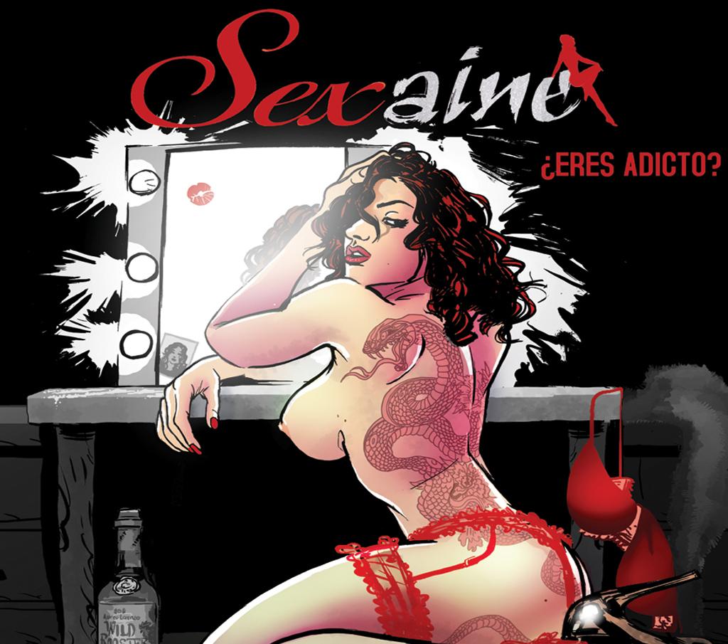 sexaine