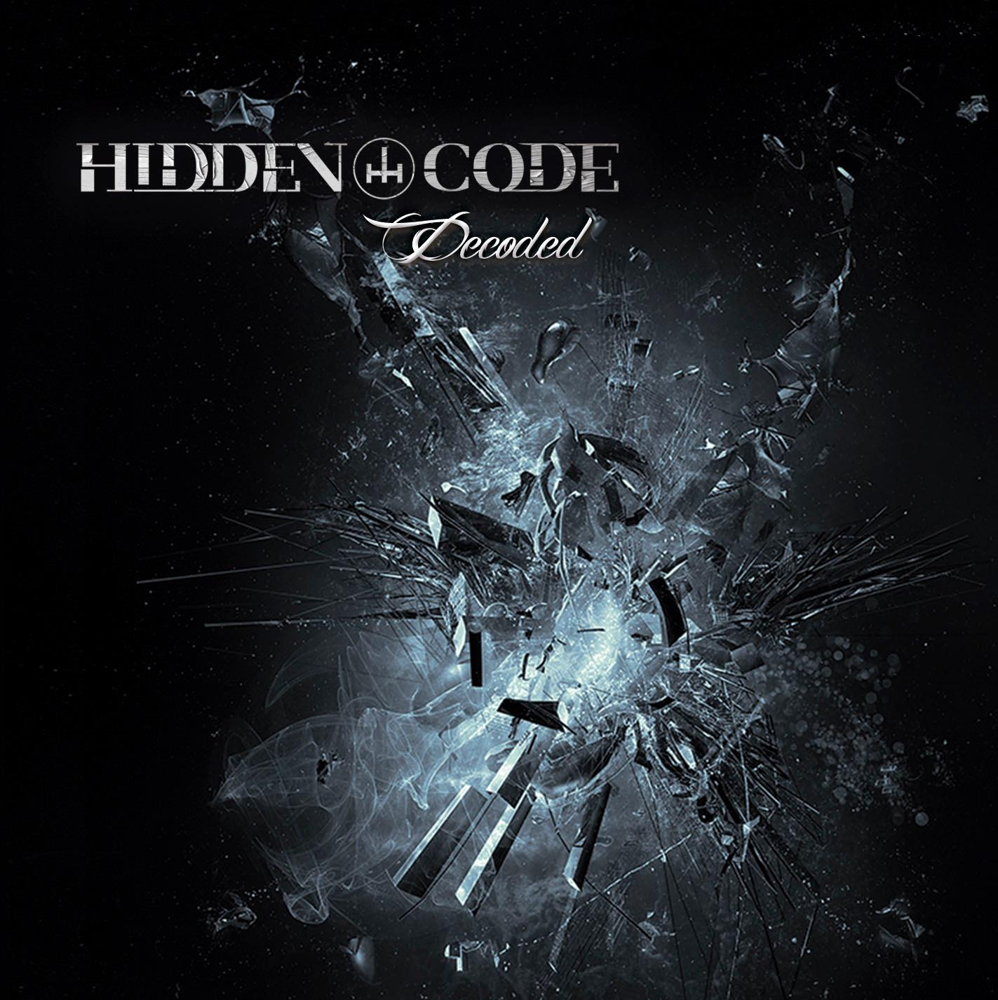 Portada. HIDDEN CODE - Decoded (2012)