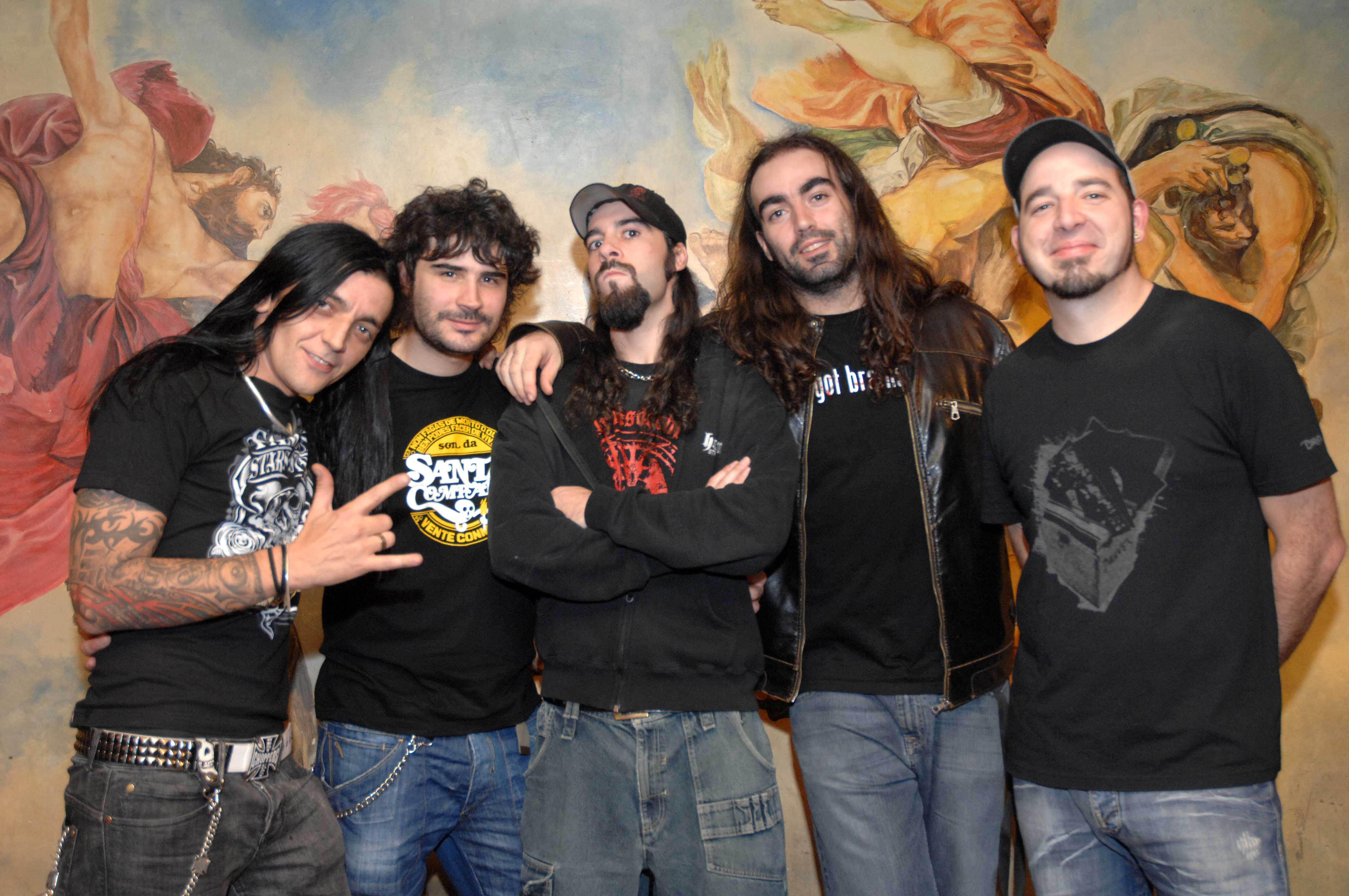 Valladolid, 22/11/2008. Skunk DF en la sala Porta Caeli. Foto Ricardo Otazo.