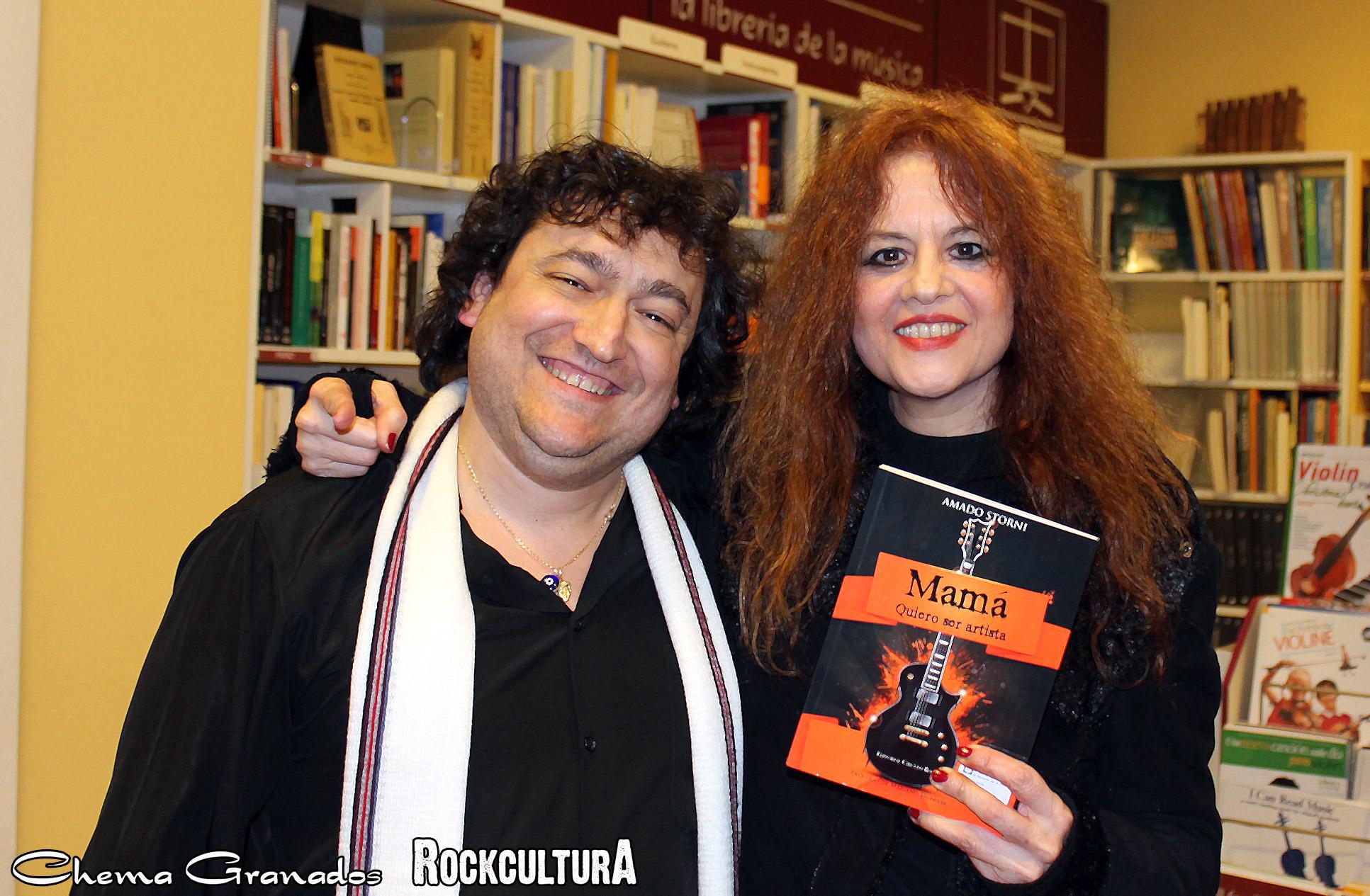 Amado Storni y Leonor Marchesi (Onlyrica)