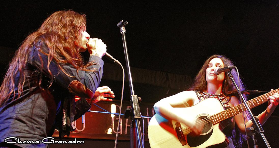 LEO JIMENEZ Y GEMA HERNANDEZ