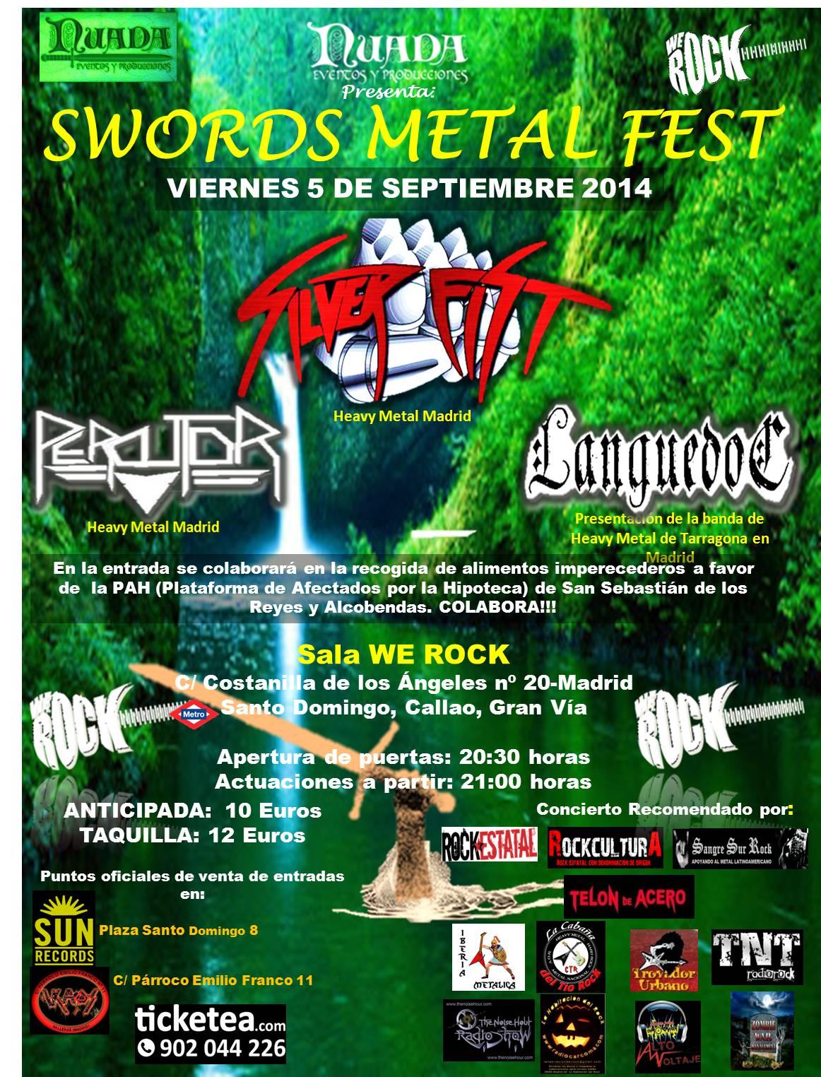 cartel definitivo sword metal fest