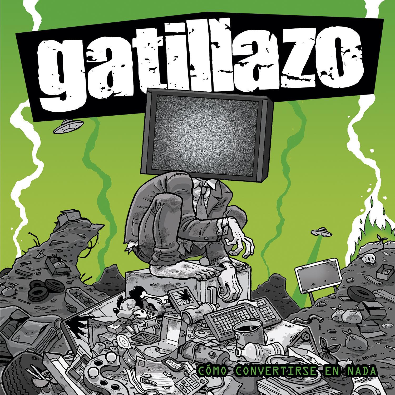 portada Gatillazo como convertirse