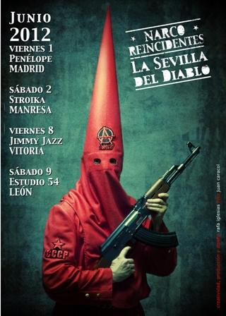Reincidentes+Narco-Cartel