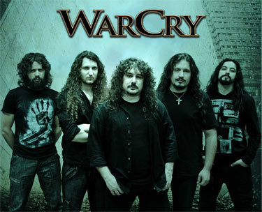 band-warcry