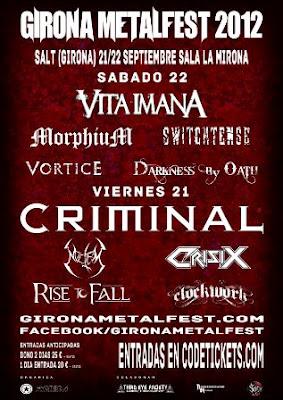 Girona Metal Fest