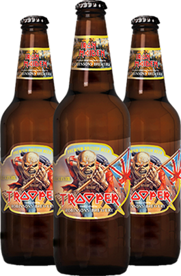 Trooper Ale