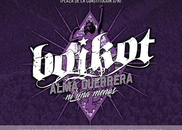 Cartel-evento-BOIKOT-Alma-Guerrera-RIVAS-colaboraciones-web